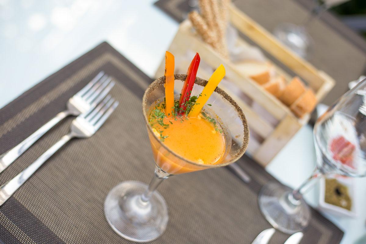 Pegasos Deluxe Beach Hotel - A la carte Restaurant