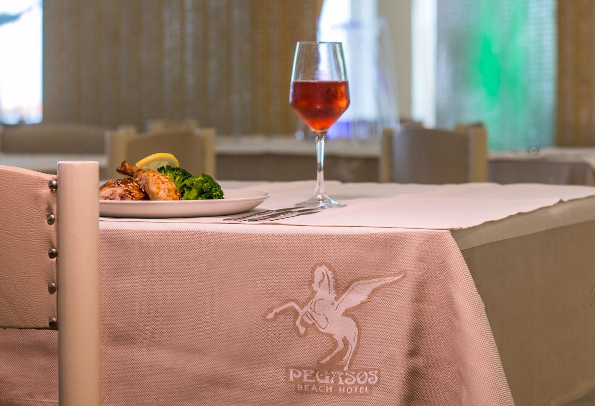 Pegasos Deluxe Beach Hotel - Ambrosia Restaurant