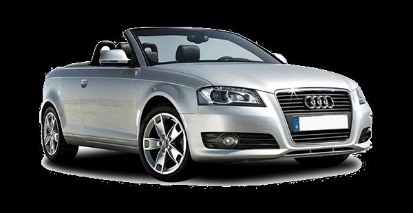 Pegasos Deluxe Beach Hotel - Audi A3 Cabrio