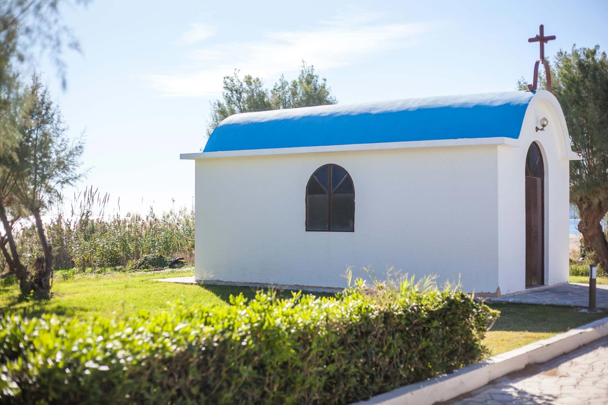 Pegasos Deluxe Beach Hotel - Chapel