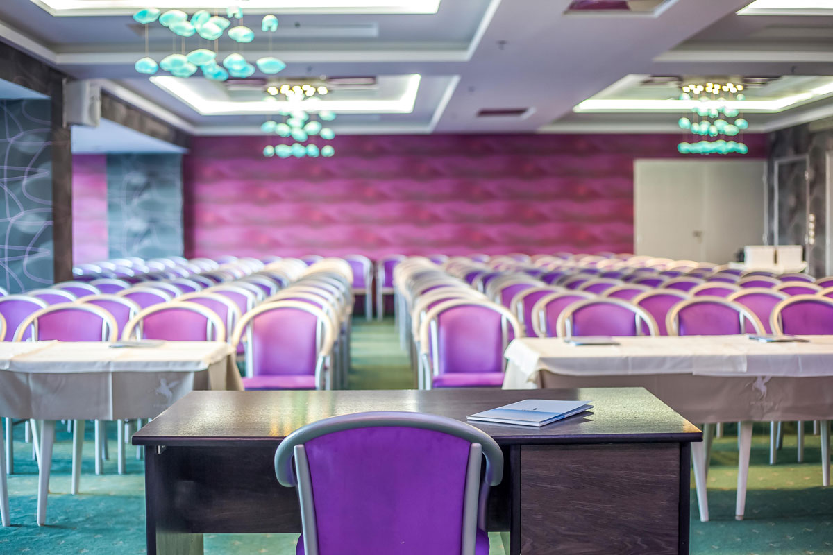 Pegasos Deluxe Beach Hotel - Conference Room