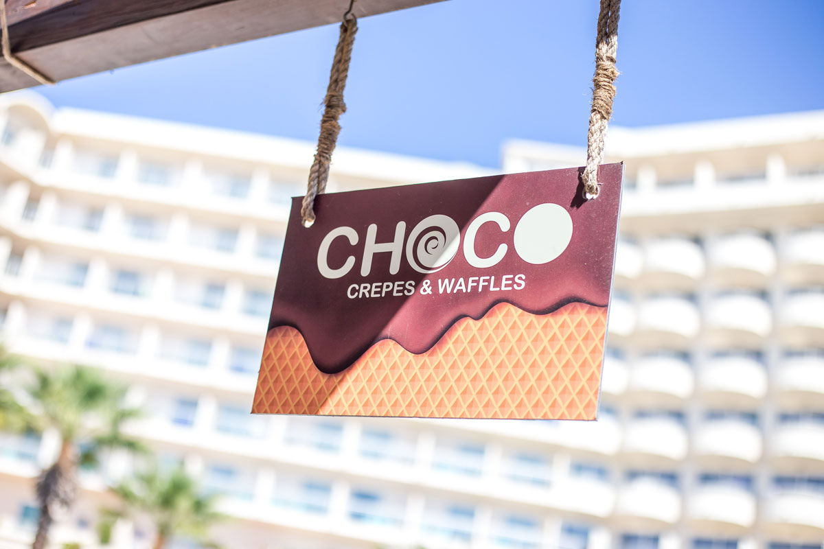 Pegasos Deluxe Beach Hotel - Creperie