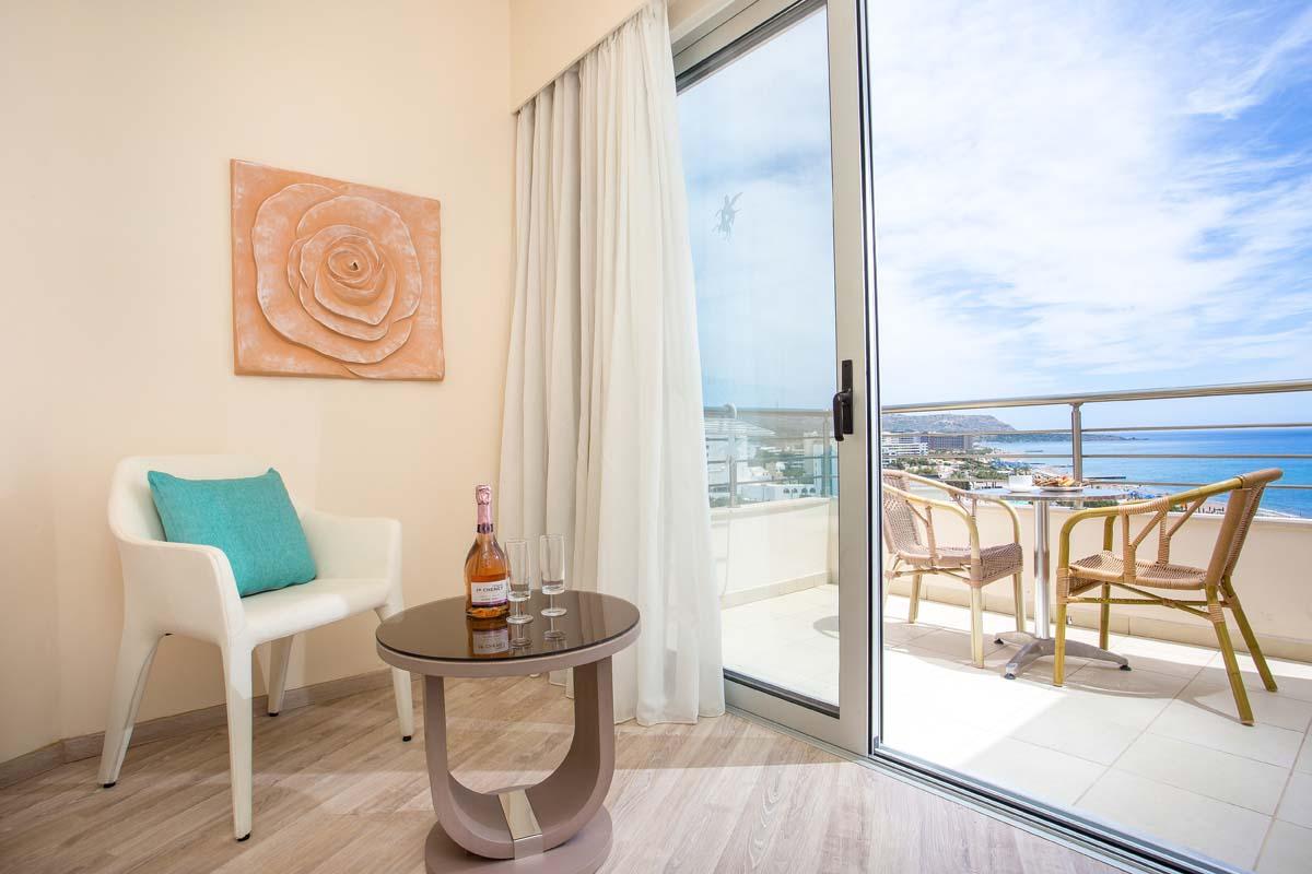 Pegasos Deluxe Beach Hotel - Rose Deluxe
