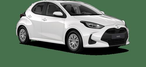 Pegasos Deluxe Beach Hotel - Toyota Yaris